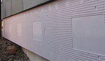 Izolácia sokla domu - zateplenie spodnej časti domu