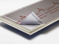 PUREN® PROTECT s nakašírovanou hliníkovou fóliou, nadkrokvový systém