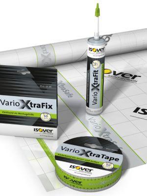ISOVER Vario Xtra - systém riešenia vzduchotesnosti, parozábrana
